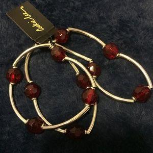 Scarlet Sensation Bracelets